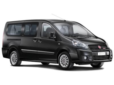 Fiat Scudo Persone Milano. Per il trasporto di persone a Milano scegli la sicurezza che ti offrono solo i veicoli commerciali Fiat Professional.