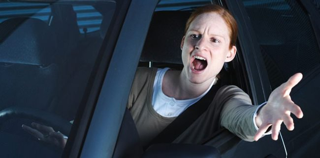 Donne in auto