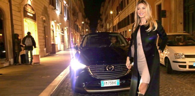 Mazda CX-3 Diletta Leotta